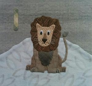 ライオンのパターン