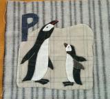 ペンギンのパターン